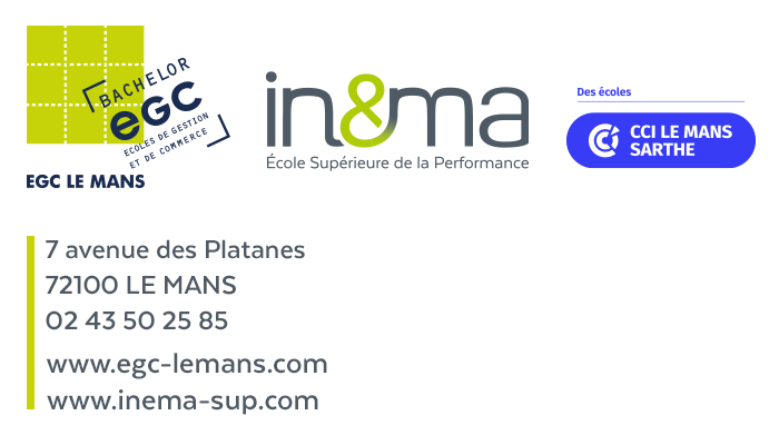 EGC Le Mans / In&Ma